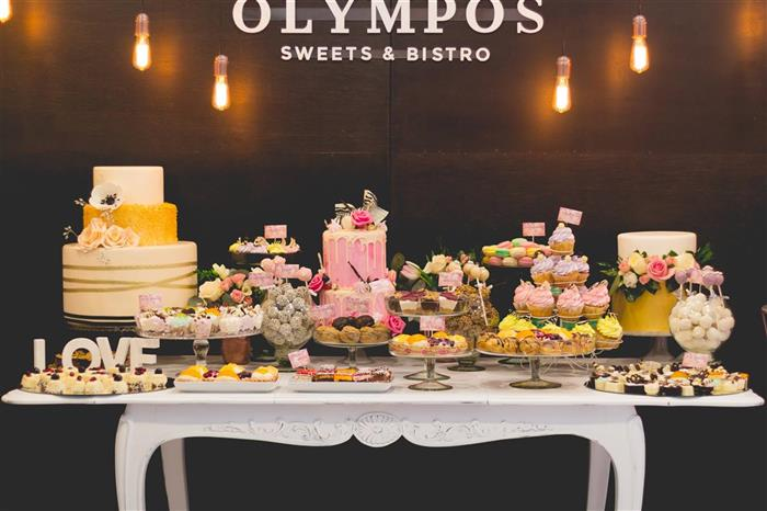 Candy Bar Olympos 4